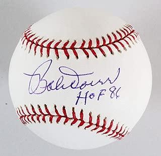 Bobby Doerr Signed Baseball Red Sox - COA JSA