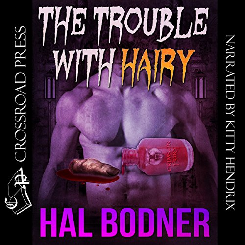 The Trouble with Hairy audiobook cover art