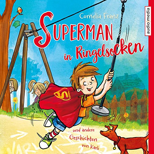 Couverture de Superman in Ringelsocken und andere Geschichten von Karli