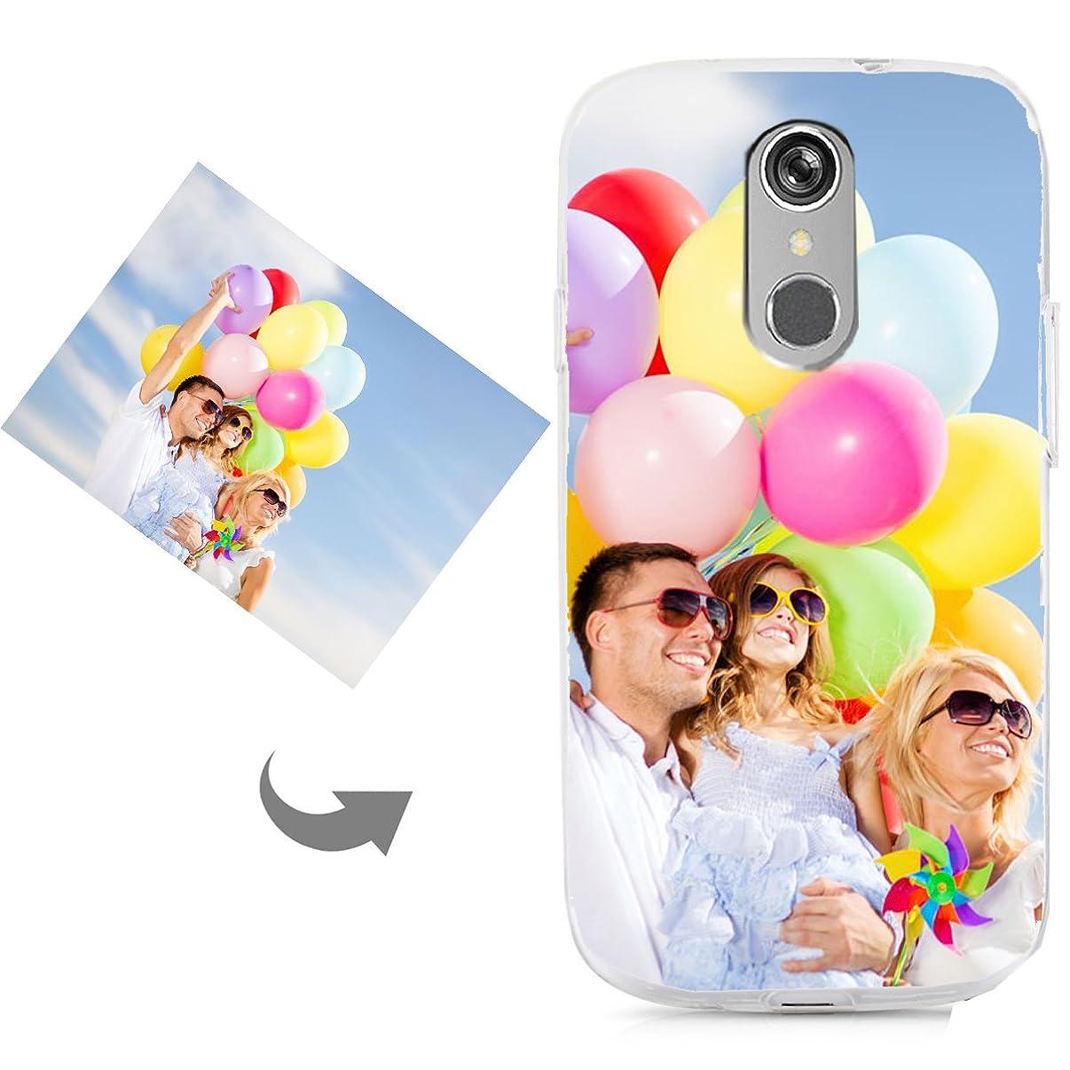Custom Phone Case,Personalized Customized Phone Case for LG K4/K5/K8/K10/K20 Plus/G4/G5/G6/Q6/V1/V3/V5/V7/V30/Stylo 3, Unique DIY Custom Picture Photo Ultra Thin Soft TPU (Stylo 3/Stylo 3+)