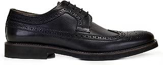 3436-148 EXL -Antik Siyah 201 Nevzat Onay Siyah Günlük Deri Erkek Ayakkabı