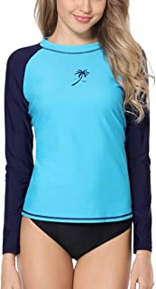 Best women's long sleeve water shirt Reviews