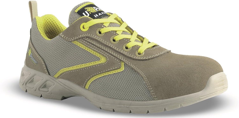 U POWER Men's Safety shoes beige beige M