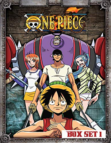 Box set 1: one piece manga all in one colection part 01 (English Edition)