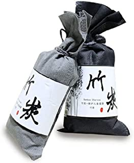 WANGXINQUAN Bamboo Charcoal Air Purifying Bag Air Freshener Shoes Deodorizer Odor Eliminator Odor Absorber for Cars Home