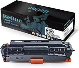BeOne Compatible Toner Cartridge Replacement for HP 305X CE410X (1-Black) Laserjet Pro 400 Color MFP M451nw M451dn M451dw M475dn M475dw, Pro 300 Color MFP M375nw M351a Printer