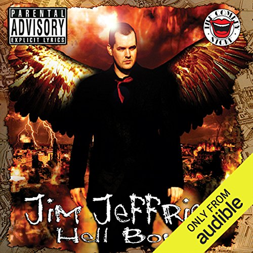 Jim Jeffries audiobook cover art