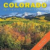 Colorado 2021 Wall Calendar