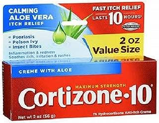 Cortizone-10 Maximum Strength, 2 Ounce Box