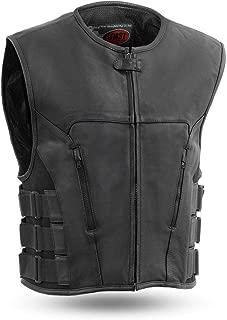 Men's Commando Motorcycle Vest