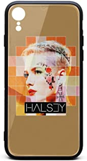 I-Phone Xr Case Protective Shell Protective Case Protection Halsey-Without-me-Lyrics-Square- for i-Phone Xr