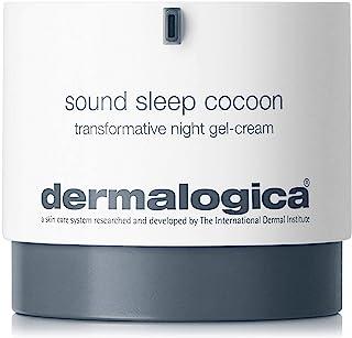 Dermalogica Sound Sleep Cocoon (1.7 Fl Oz) Face Moisturizer Gel with Essential Oils - Promotes Restful Sleep for Radiant, ...