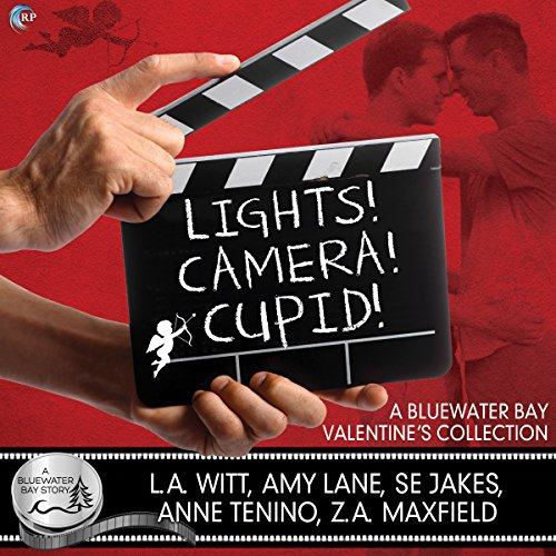 Lights, Camera, Cupid! audiobook cover art