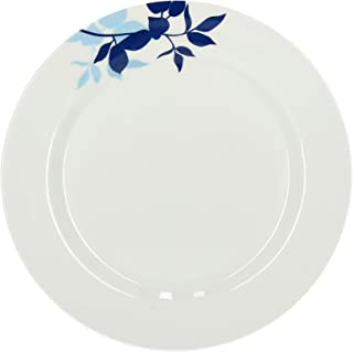 Delcasa DC1798 8 Melamine Ware Dinner Plate Meal Plates Pasta Plates Plate with Playful Classic decoration Freezer & Dishw...