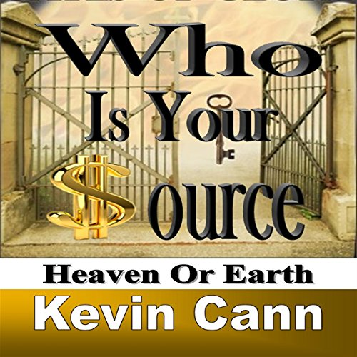 Who is Your Source audiobook cover art