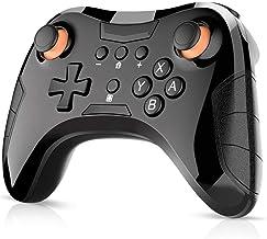 Controle PRO Sem Fio Para Nintendo Switch Com Vibração 6-AXIS