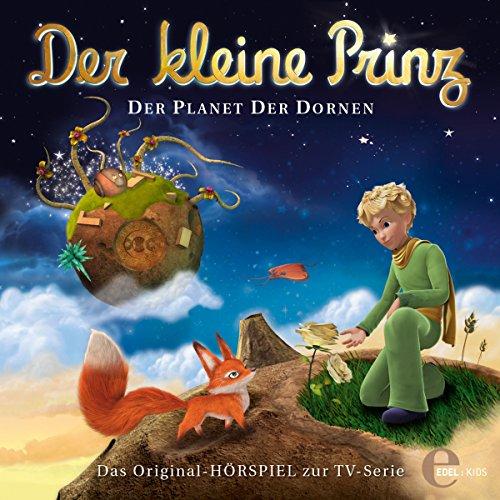 Der Planet der Dornen. Das Original-Hörspiel zur TV-Serie Titelbild