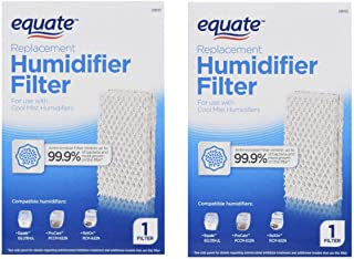 Equate Replacement Humidifier Filter 2-Pack