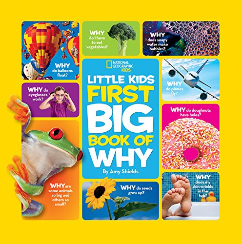 Little Kids First Big Book of Why (National Geographic Kids)