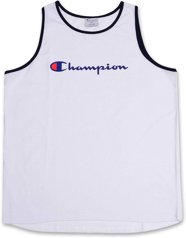 Champion Tank Top Mens T Shirts, Big and Tall Sleeveless Shirts for Men