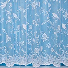 "John Aird Robyn Design Net Curtain - Width Sold By The Metre (36""/91cm)"