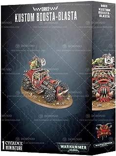 Warhammer 40K: Ork Kustom Boosta-Blasta
