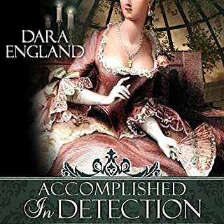 Accomplished in Detection cover art