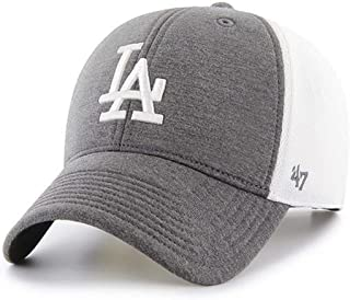 2b31cd60a15633 '47 Los Angeles Dodgers Two-Tone Haskell Mesh Structured Adjustable Hat · '