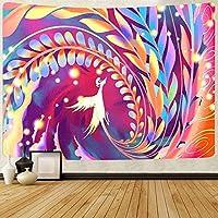 壁掛け 壁飾けリビングルームの家の寮の装飾のためのギャラクシーアート壁掛けタペストリー