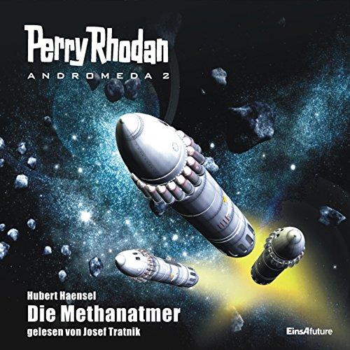 Die Methanatmer (Perry Rhodan Andromeda 2) Titelbild