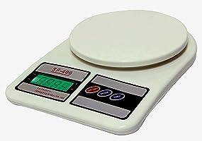 CHIC FANTASY Báscula Digital gramera de 1g a 10 kg. Practica Resistente Máxima precisión y calidad con luz amigable en...
