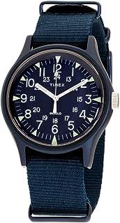 ساعت بند پارچه ای Timex MK1 Aluminium 40mm
