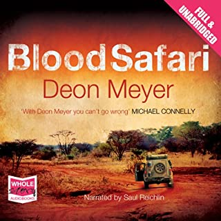Blood Safari cover art