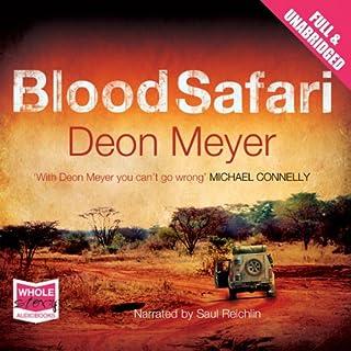 Blood Safari Titelbild