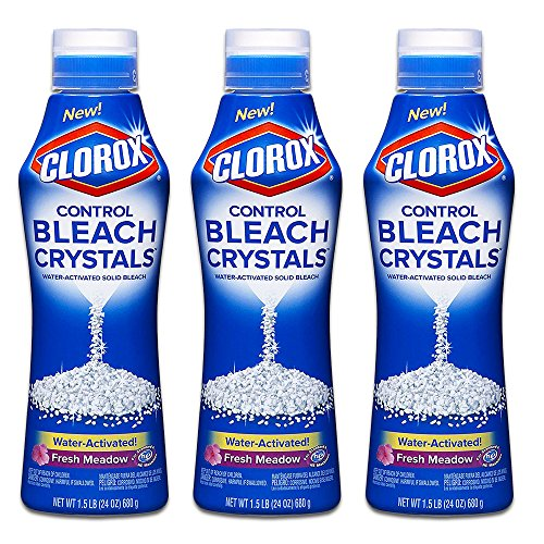 Clorox Control Bleach Crystals, Fresh Meadow...