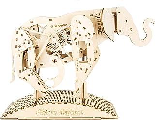 Mr. Playwood- Elefante Kits Madera, Color (159)
