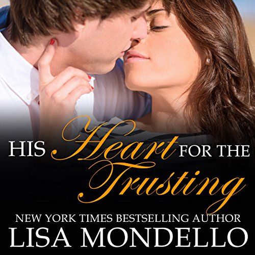 His Heart for the Trusting audiobook cover art