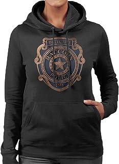 Resident Corporation Corp Evil NEMESIS UMBRELLA HOODED SWEATSHIRT HOODIE