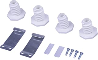 Siwdoy W10869845 Stack Kit Compatible with Whirlpool Standard & Long Vent Dryer W10298318RP AP6047938 PS3407625