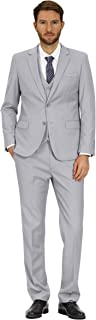mens light coloured suits