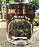Messmer's UV Plus Hardwood Deck Stain Natural Tint 1 Gallon