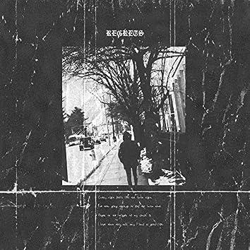 Regrets (feat. Lil Skele)