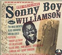 The Original Sonny Boy Williamson Volume 1 by Sonny Boy Williamson (2007-10-09)