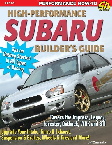 High-Performance Subaru Builder's Guide (S-A Design)