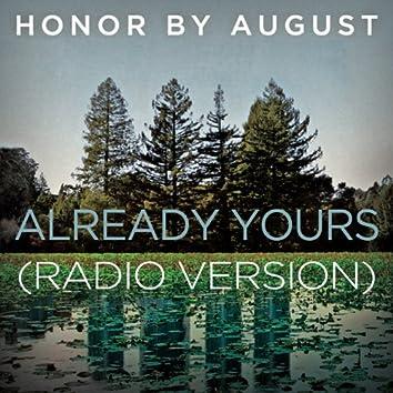 Already Yours (Radio Version)
