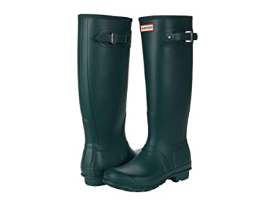 Hunter Original Tall (Green Jasper) Women