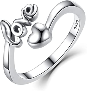 Anillo Ajustable Corazón Love https://amzn.to/2ZQugnY