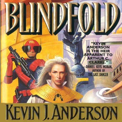 Blindfold cover art