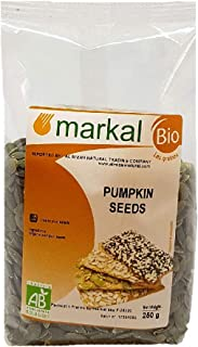 Markal 250gm Organic Pumpkin Seeds