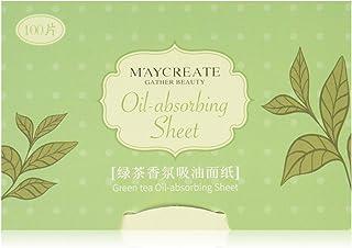 Oily Face Control Facial Oil Blotting Paper,Premium Oil Blotting Paper For Face,Blotting Paper To Remove Excess & Shine,Ea...